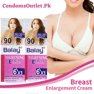 Breast Enlargement Cream for All Skin Types