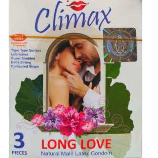 Climax Long Love Timing Condoms Online in Pakistan