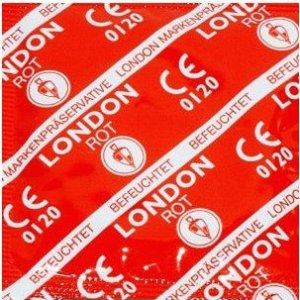 Durex London Red Condoom
