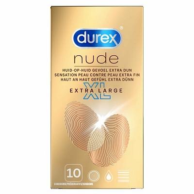 Durex Condooms Nude Xl