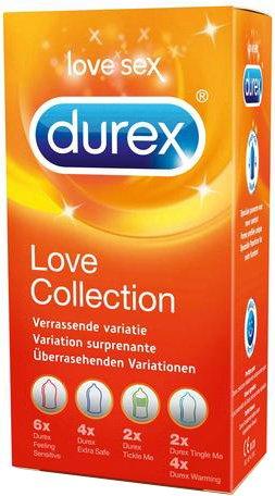 Durex Love Collection - 18 Condooms Assortiment