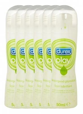 Durex Play Glijmiddel Caring Aloe Vera Voordeelverpakking
