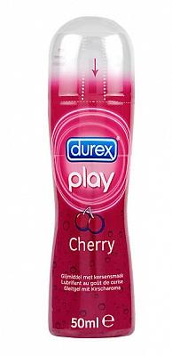 Durex Play Glijmiddel Cherry