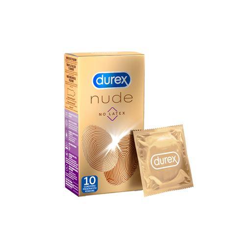 Durex Real Feeling condooms latexvrij 10 stuks