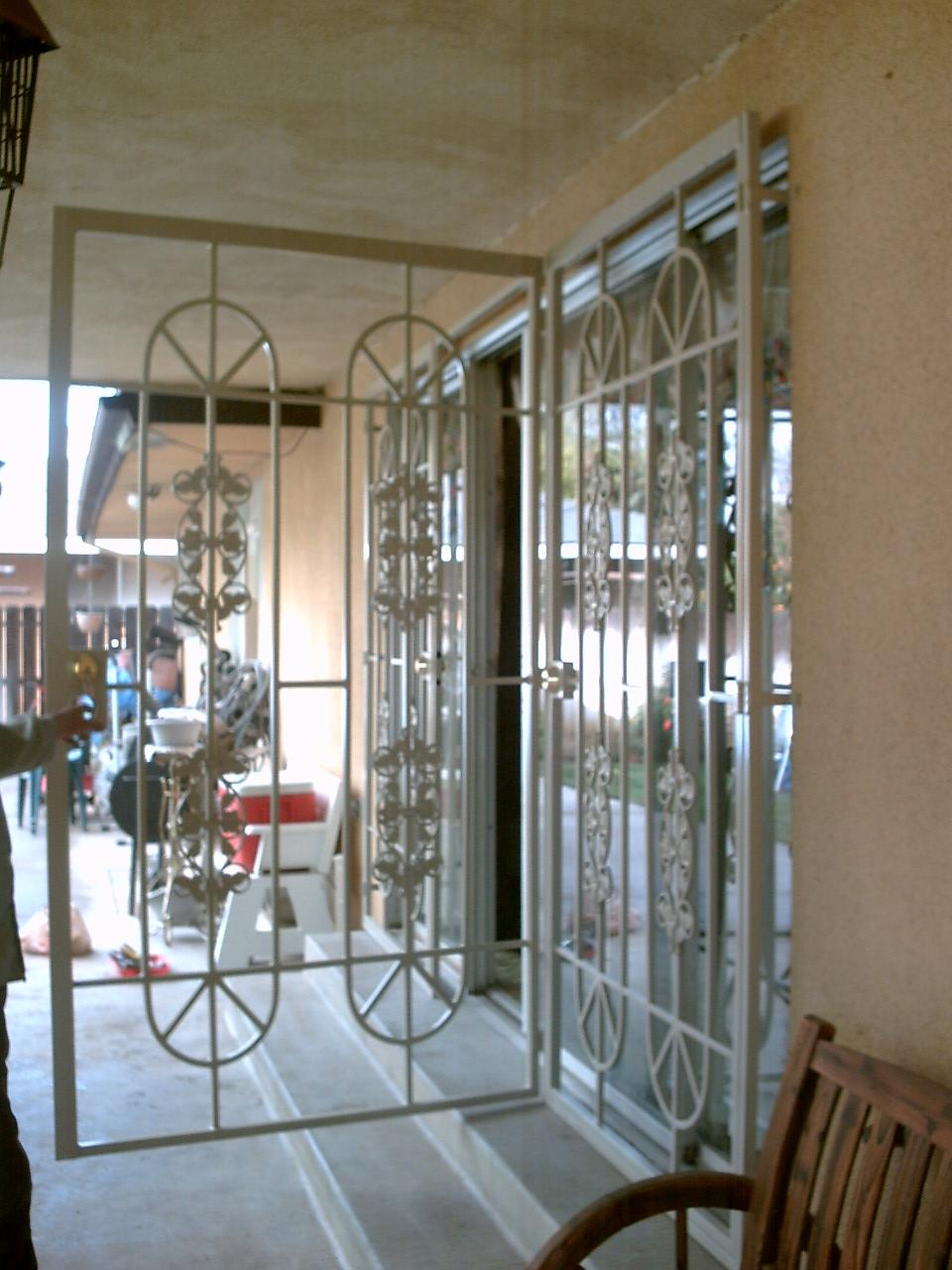 Securing Patio Doors & Patio Security Door Gallery Glass