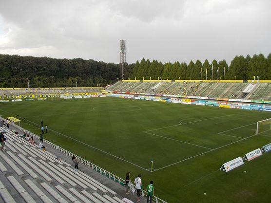 栃木県グリーンスタジアム~森の中の温かさ~