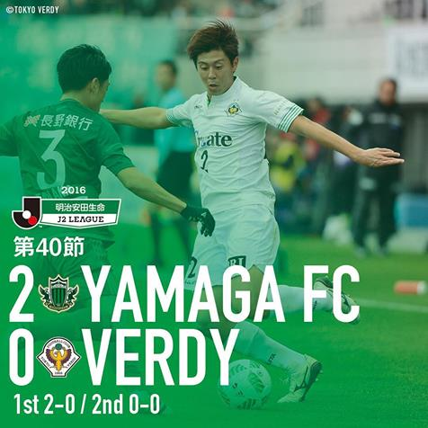 【Result】これが強いということ~第40節vs松本山雅FC(A)~