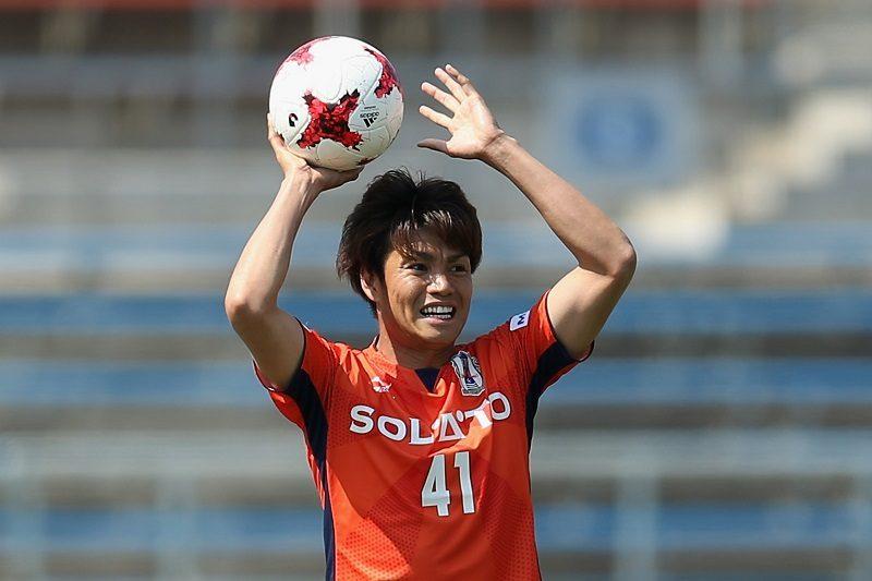 【2019新加入】MF 小池純輝(愛媛FCより完全移籍)