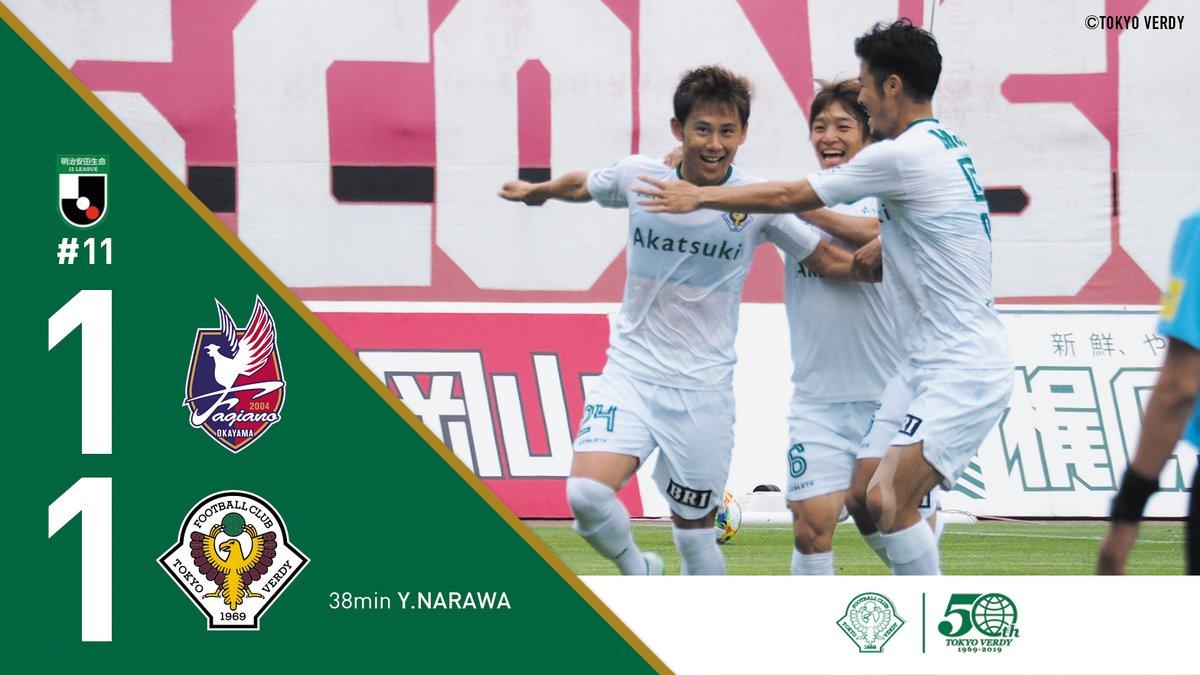 【Result】90分のマネジメント~2019第11節vsファジアーノ岡山(A)~