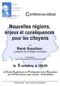Affiche conférence 5 octobre