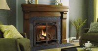 "6000CL 36"" Gas Fireplace - Condor Fireplace & Stone Company"