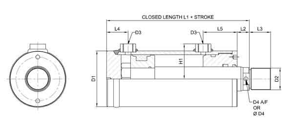 » Hydraulic Cylinders