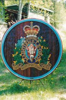 rcmp cedar sign by condor signs