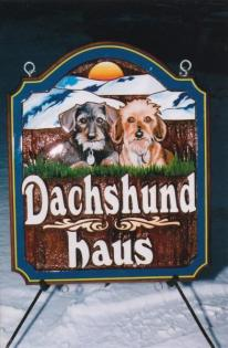 dachshund-haus