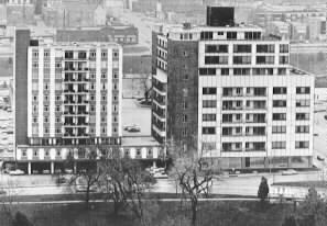 Twin Towers Omaha - Now The Condos At 3000 Farnam - 1995