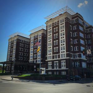 Blackstone Building - Central Omaha