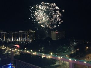Fireworks Over Midtown Crossing