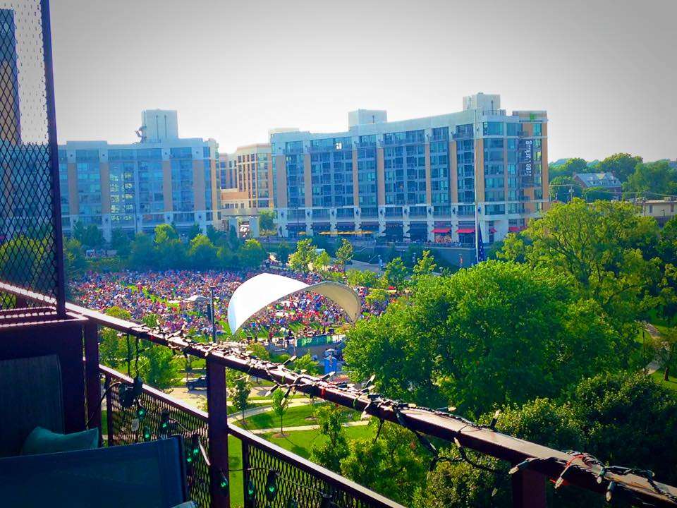 Jazz On The Green at Midtown Crossing - 2