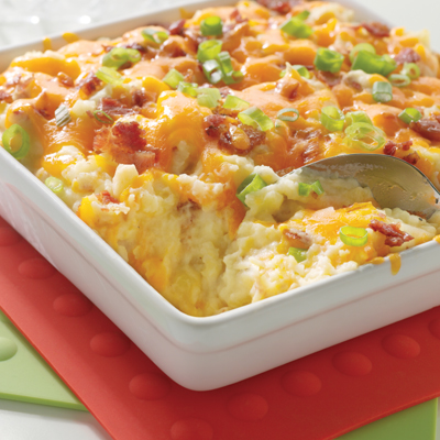 Potato Casserole - Delicious!