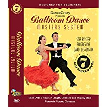 Learn to Dance If You're Shy DVD - Ballroom Dancing Midtown Omaha