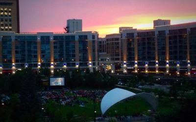 Monday Night Movies at Turner Park – Midtown Crossing
