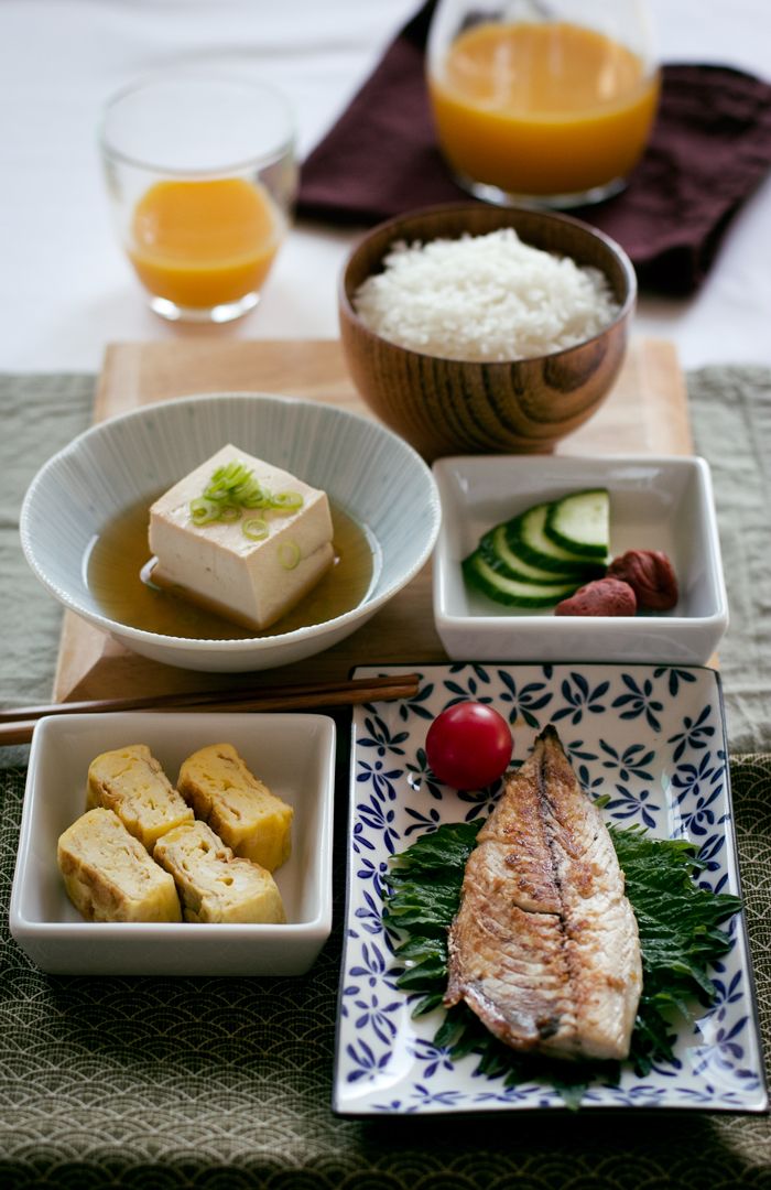 Best Breakfasts - Japan