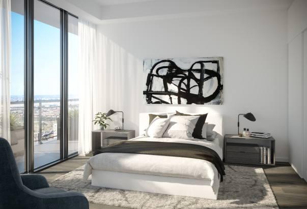 Exchange District 2 bedroom