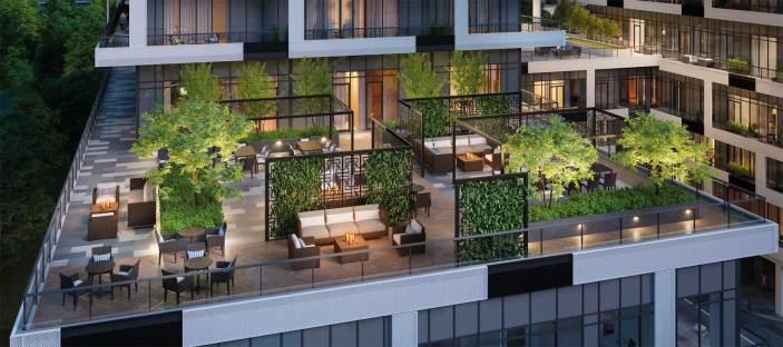 65 broadway roof top patio