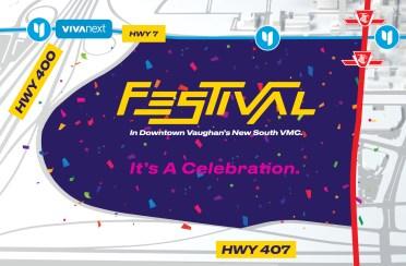 Festival Condo Map