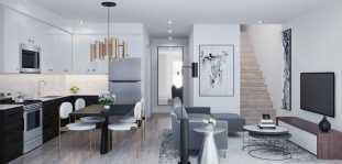 apartment render