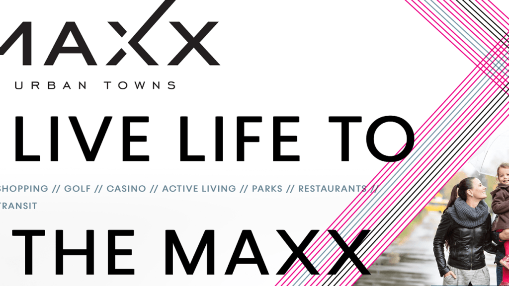 maxx urban towns feature