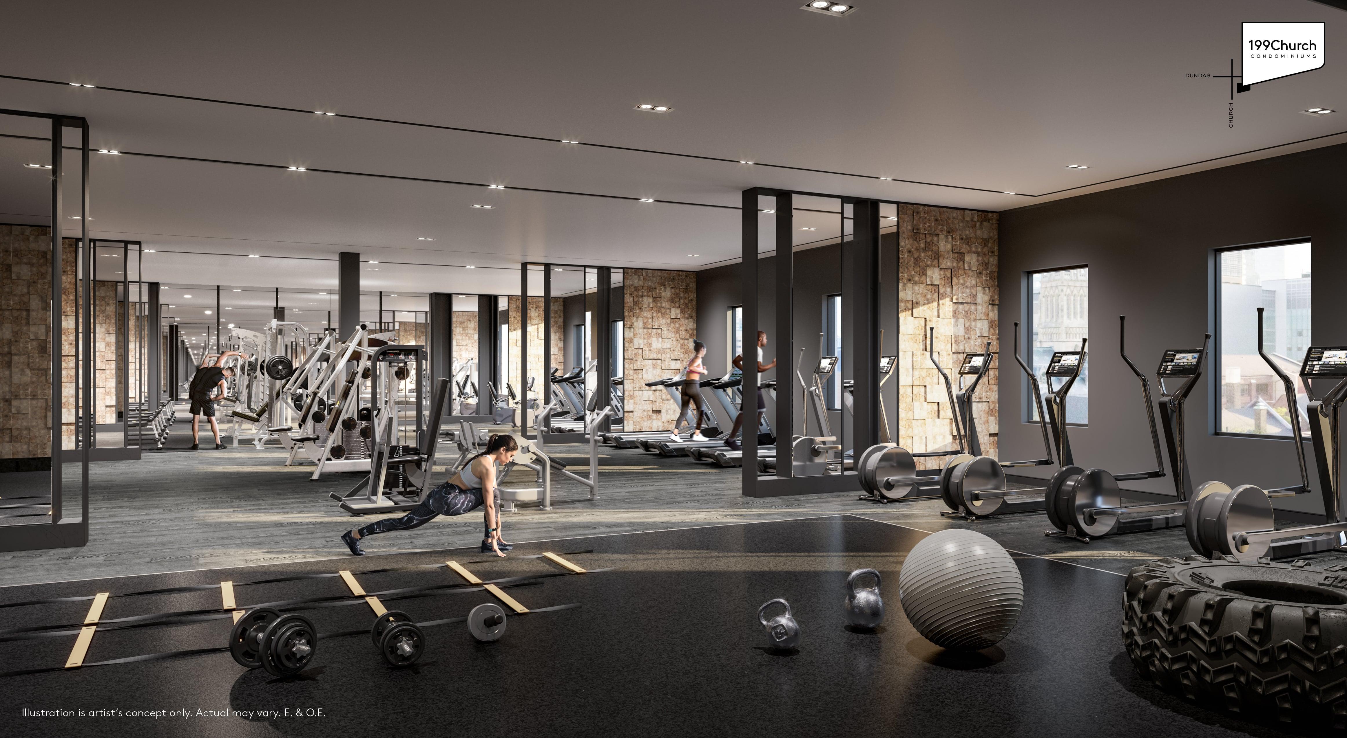 199 Church Gym