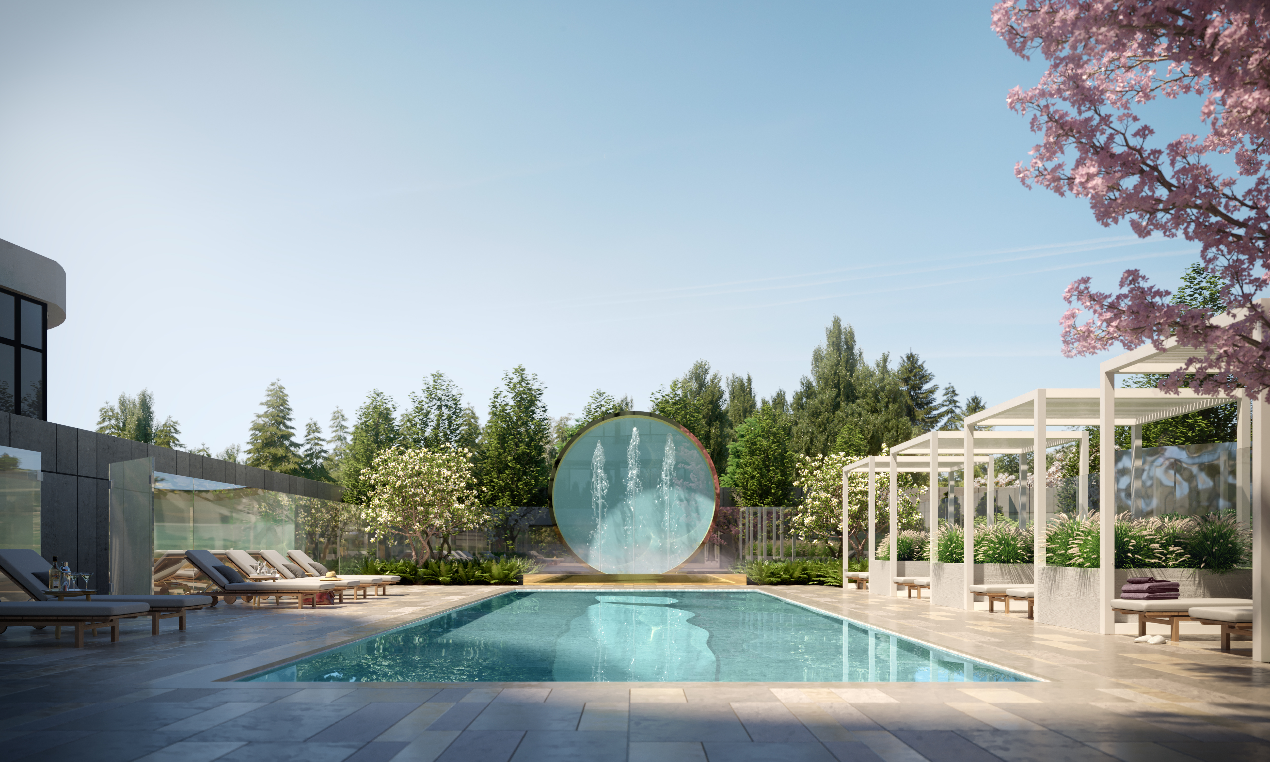 Outdoor Amenity_ Pool and Patio