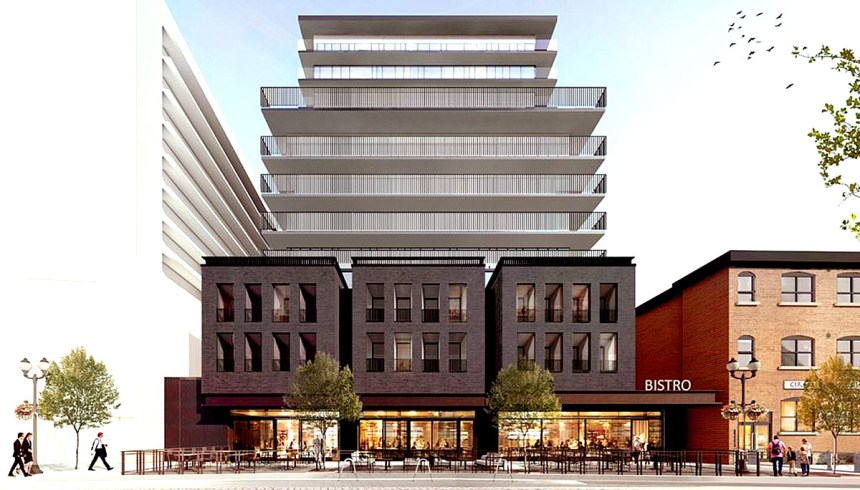 1 Jarvis Condos building 02