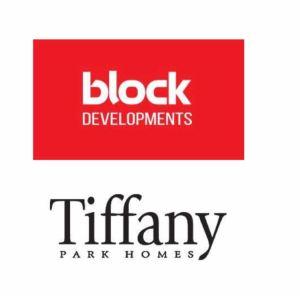 Savile on the Roe Phase_Block Developments and Tiffany Park Homes_logo