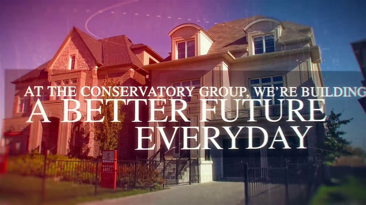 Conservatory Group Slogan