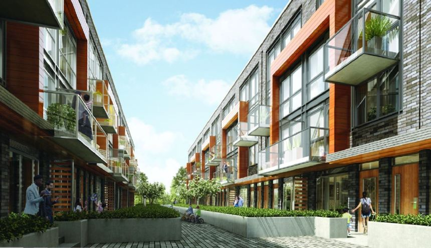 75 Curlew Urban Towns building 04