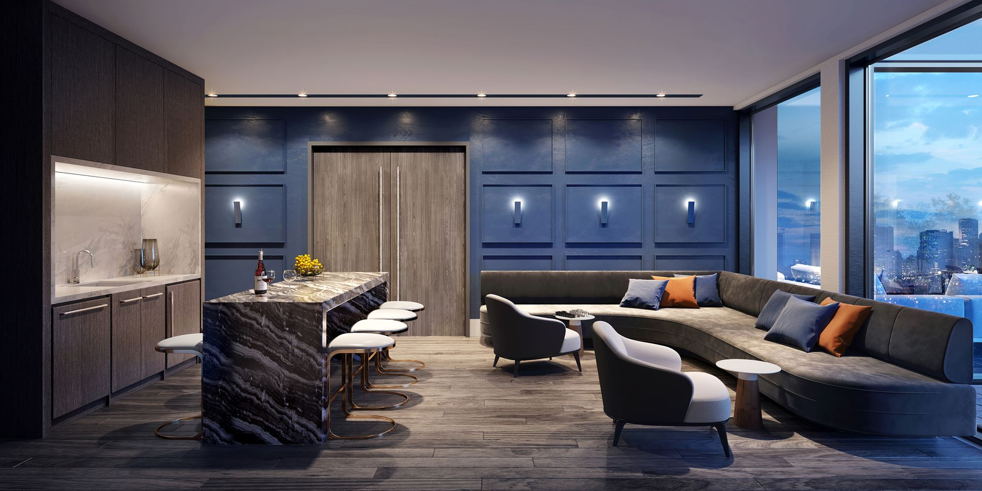 The Reserve Collection lounge
