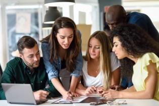 lideres aprendizes e seu time