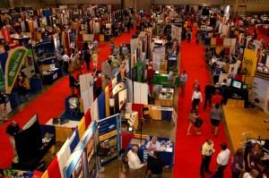 MACo Exhibit Hall Overview