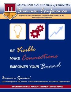 Sponsorship Brochure Cover