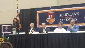 Maryland's Next Frontier in Economic Development Panelists and Moderator