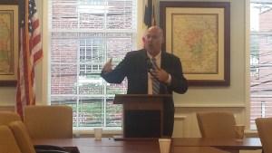 Carmine D'Alessandro, Vice President of Legal, Chesapeake Employers Insurance