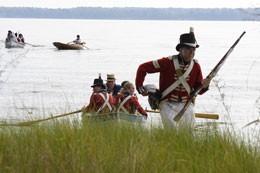 war of 1812 calvert county