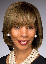 Catherine E. Pugh. Photo Courtesy: Maryland State Archives