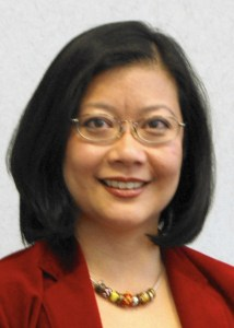 Jinlene Chan, Anne Arundel County Health Officer and now Acting Deputy Director of Public Health for DHMH (photo courtesy: Capital Gazette)