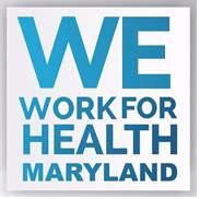 We Work for Health Logo
