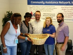 Unused Hotel Toiletries Donated to Community Assistance Network #MACoCon