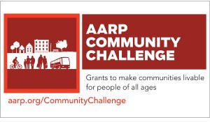 AARP 2018 Community Challenge Grants Available