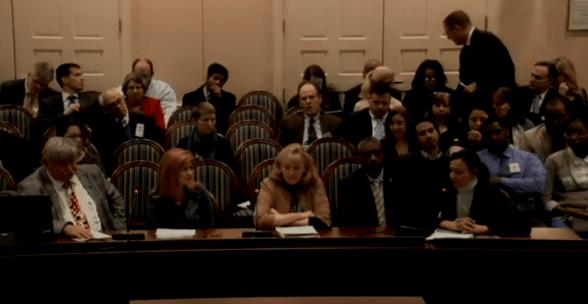 MACo's House Panel, L-R Levengood, Price, Gardner, Franklin